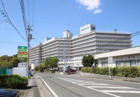浜松医療センターまで、約2.4km