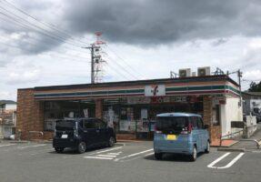セブン-イレブン 新城川田店:徒歩13分